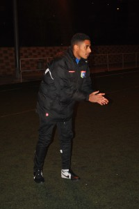 Entrevista con Jordi Didac, jugador del Aficionado A y entrenador de chupetines, Prebenjamín D y Alevín E