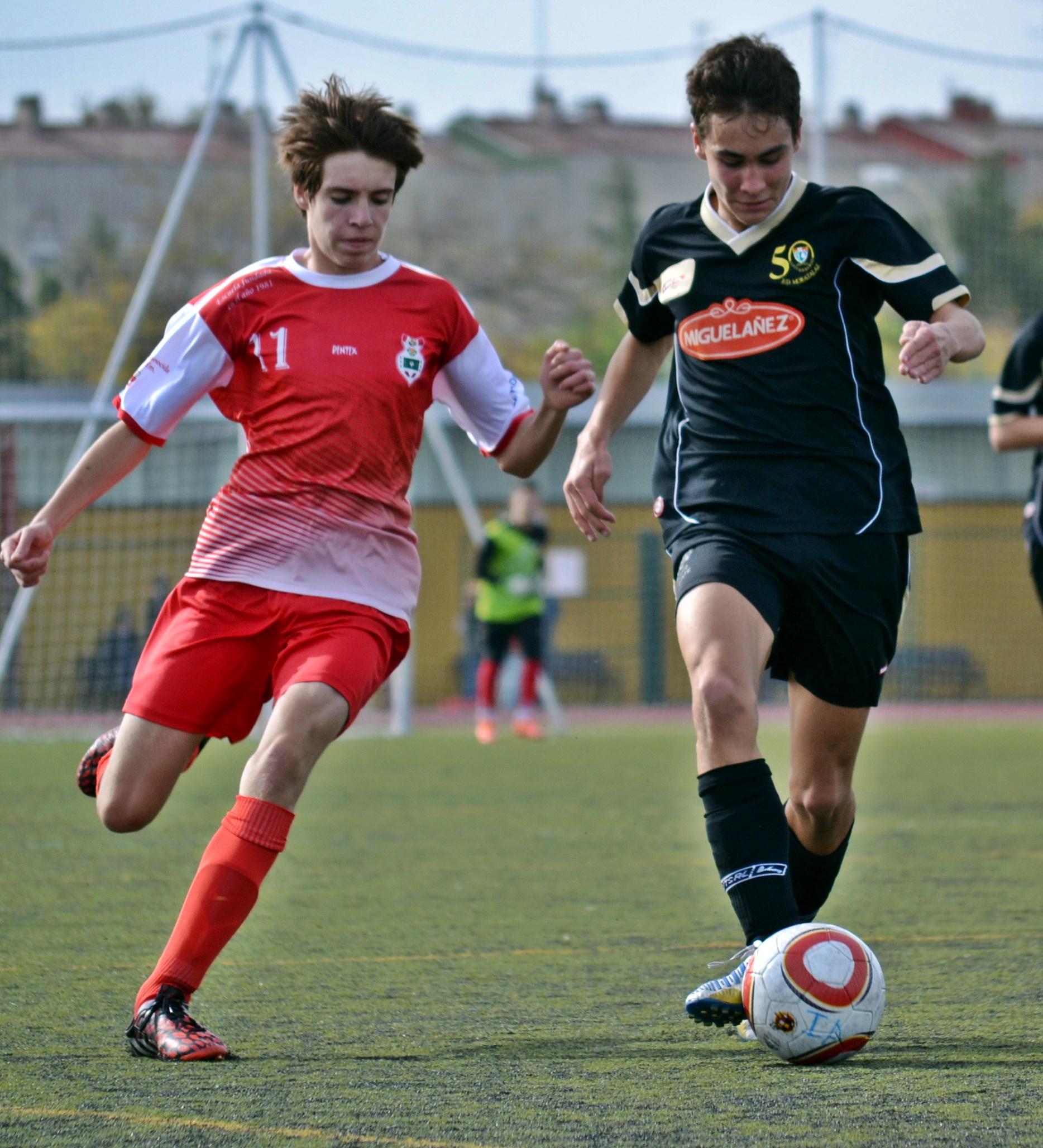 EF Vicálvaro A 0 – 7 EDM Cadete B
