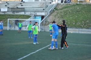Entrevista con rubén Fernández, entrenador del Cadete F de la EDM