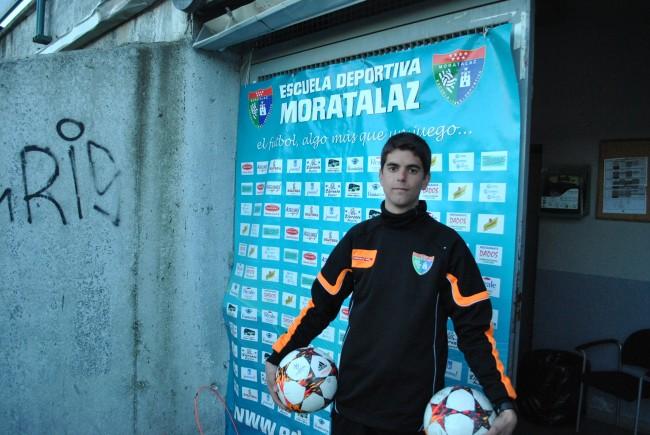 Entrevista con rubén Fernández, entrenador del Cadete F de laEDM