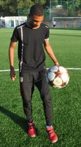 Alexander Rodríguez, ex jugador de la EDM que ha entrenado con Simeone