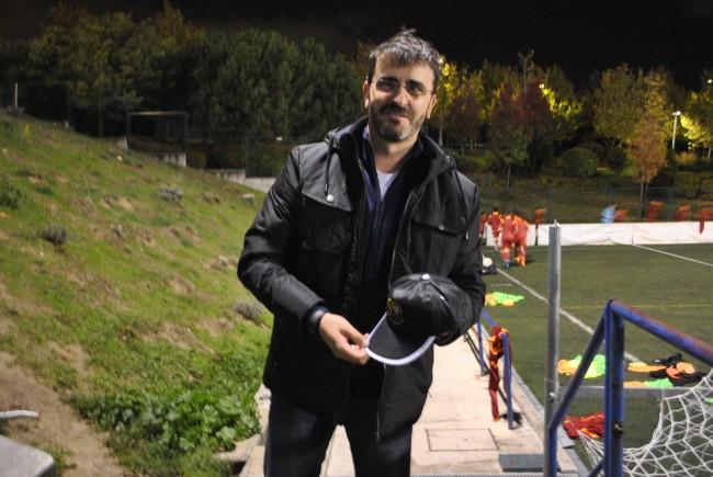Entevista con Domingo Cabello