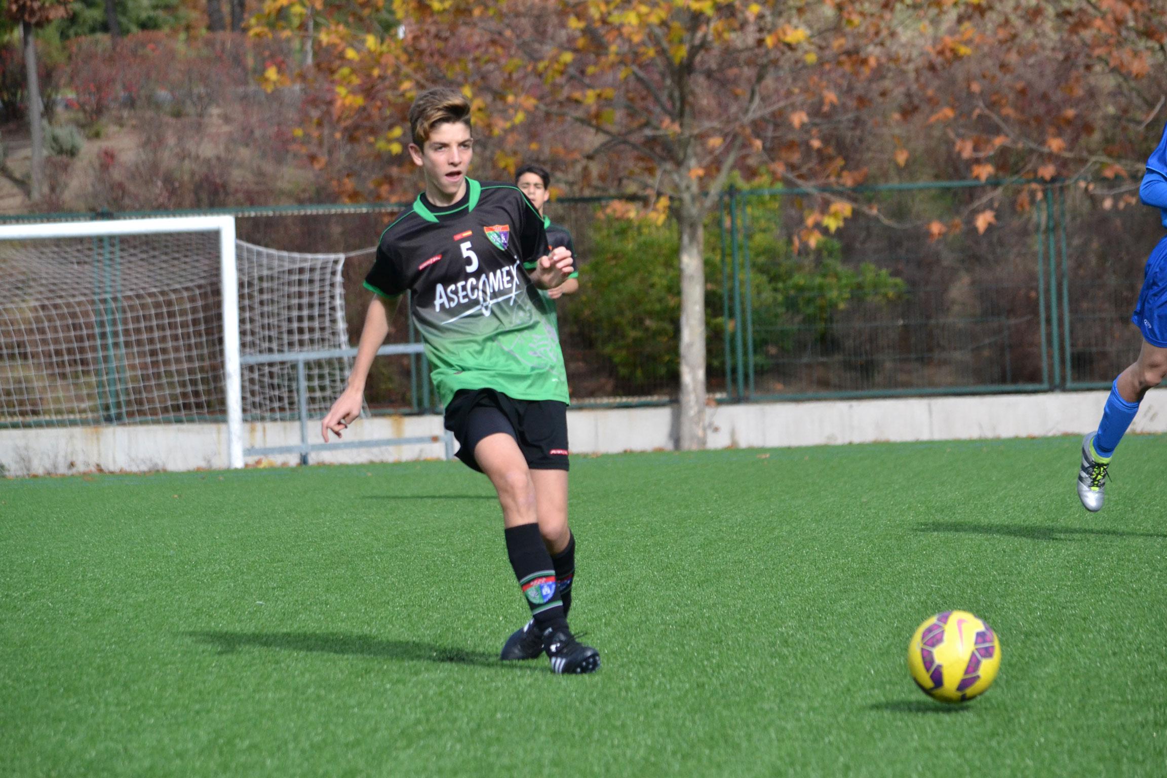 El Cadete B jugará la Fútbol In Cup Internacional