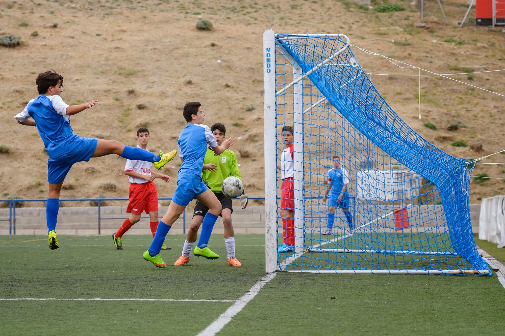 Fotos del partido amistoso Cadete E 3 – 0 Tajamar