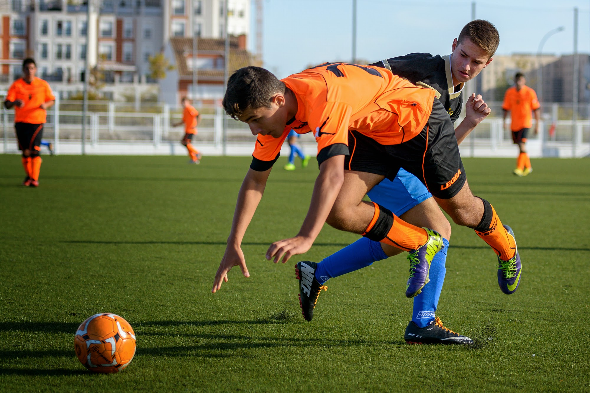 Fotos del Sport Villa Vallecas 0 – 0 EDM Cadete E