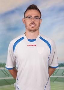 David Peñarrubia, entrenador Cadete F