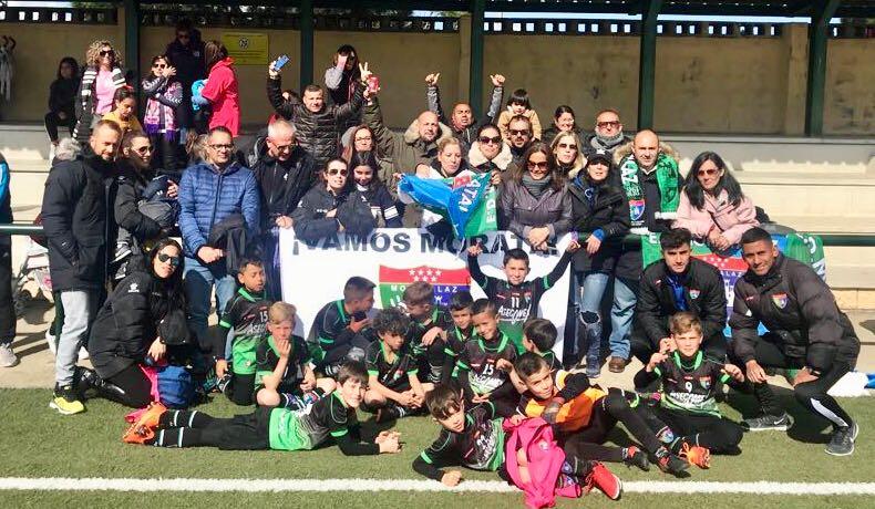 ¡Mucha suerte en el Torneo de Campeones a nuestro Pre Benjamín A!