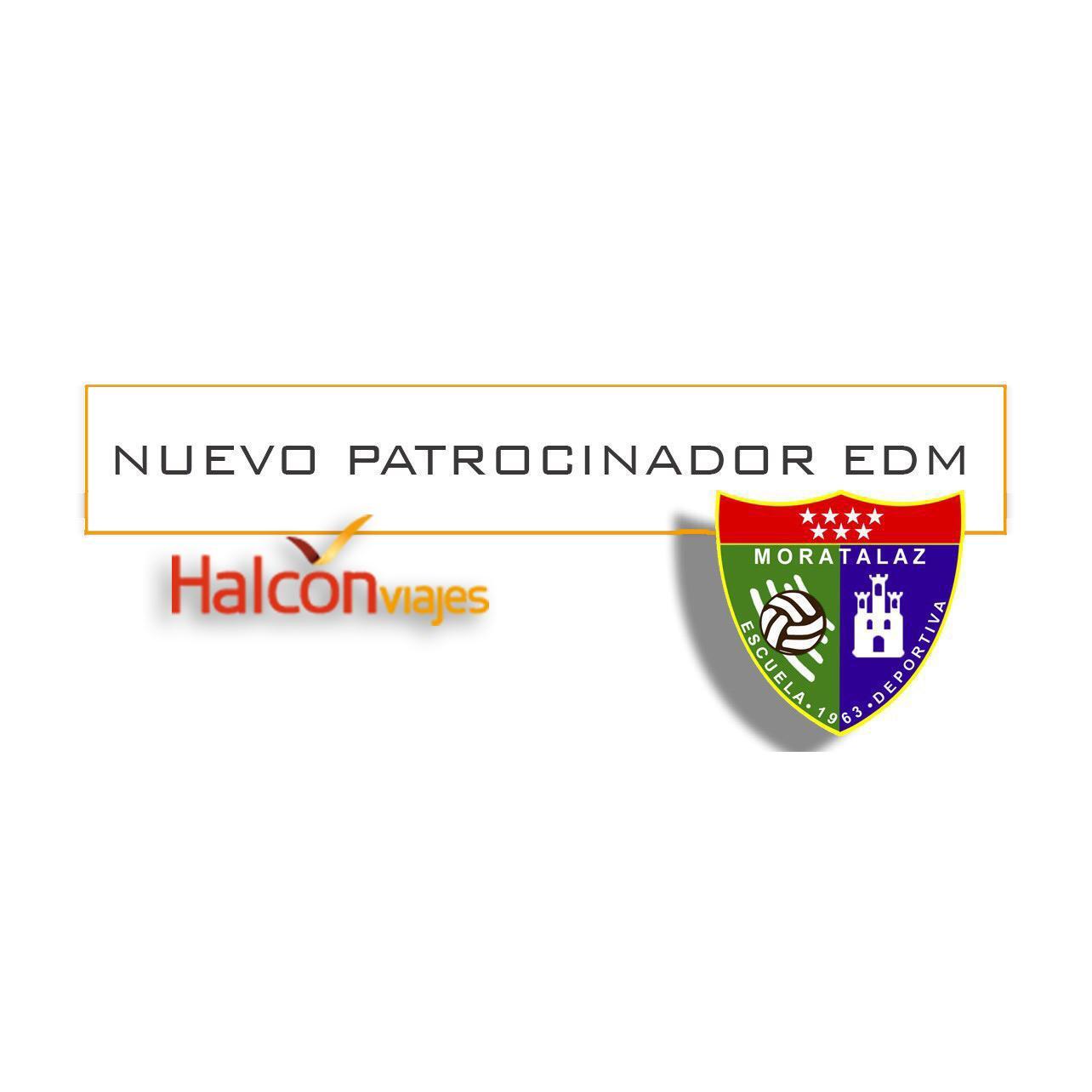 ¡Halcón Viajes, nuevo patrocinador de la EDM!