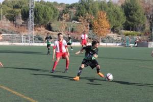 Fotos del partido de liga EDM Infantil A 1 - 0 Complutense Alcalá A