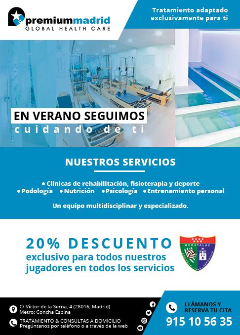 Patrocinador | Oferta Premium Madrid