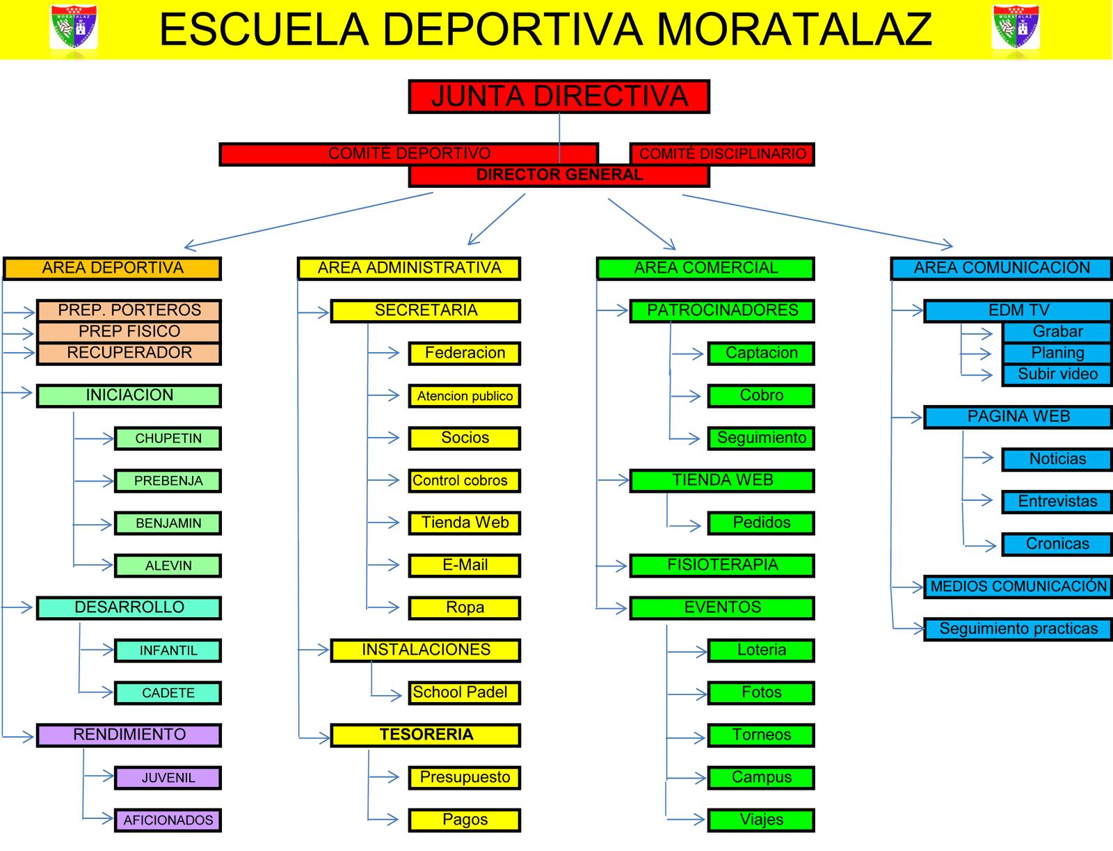 EDM_Organigrama_Escuela