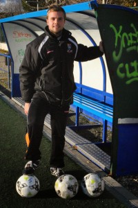 Fran Morilla, nuevo entrenador del Juvenil A