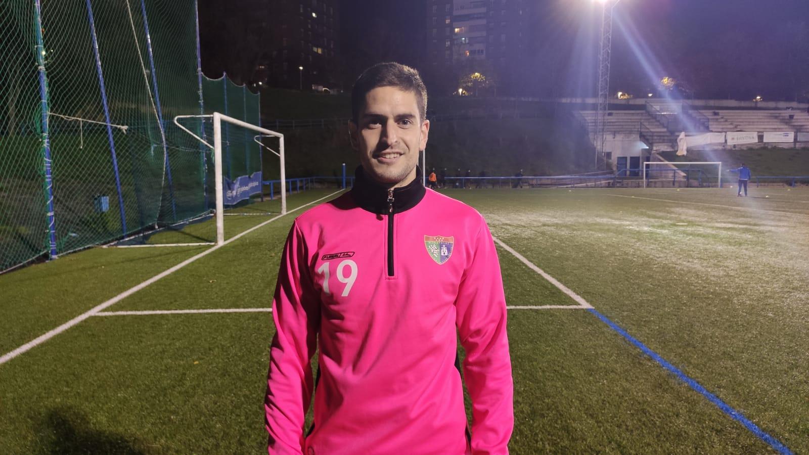 ENTREVISTA | Álvaro Caloto:  «Lo mejor está aún por llegar para este equipo»