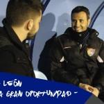 Entrevista Raúl León