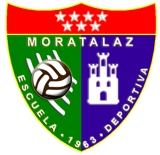 Escudo de la Escuela Deportiva Moratalaz