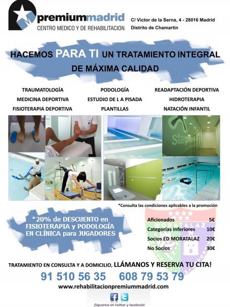 Servicio de Fisioterapia de la EDM