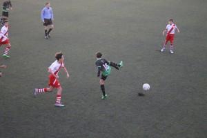 Fotos del partido de liga F Rayo Vallecano A 0 - 1 EDM Infantil A