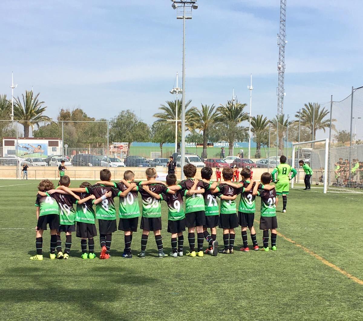 Los Benjamines de la EDM pasan a la fase final de la Torrevieja International Cup