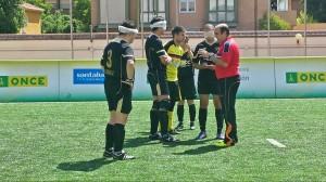 Madrid ONCE Moratalaz disputa los Campeonatos de España para ciegos