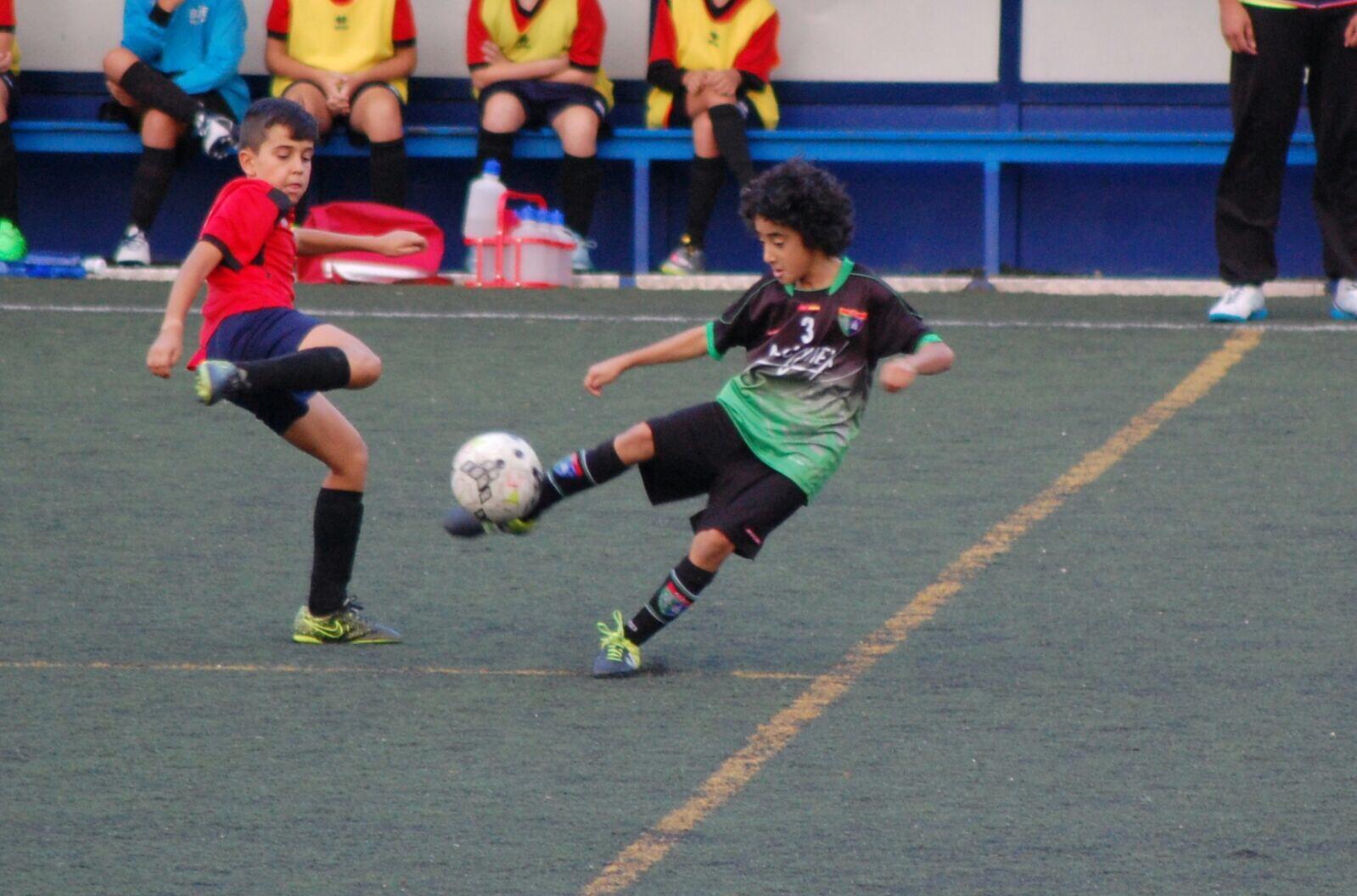 Fotos del partido de liga EDM Alevín C 2 – 2 ADE Balonmano Villaverde