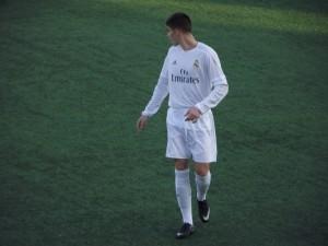 Entrevista con Sergio Sánchez tras fichar por el Real Madrid