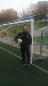 Javier Alonso, nuevo entrenador del Juvenil E