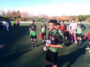 Cadete A y Juvenil C, campeones en la segunda edición de Fútbol in Cup