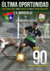 Previa del partido de liga EDm Primer Equipo - Alcobendas-Levitt