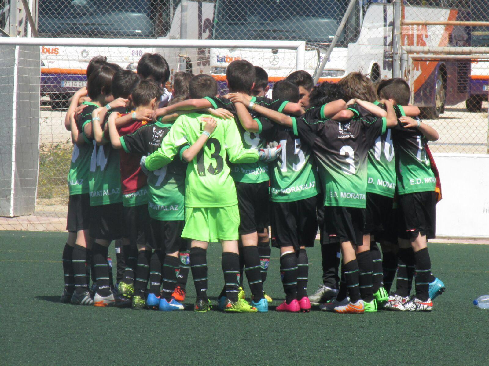 El Alevín C y el Infantil B viajan a Dinamarca para disputar un torneo internacional