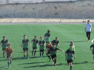 El Alevín C en el torneo Torrevieja Cup