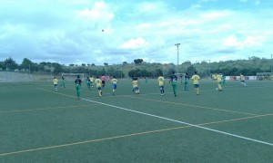 Infantil A en torneo In Cup Campeones