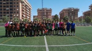 Fin de semana en Valencia Juvenil B, Cadete A e Infantil A