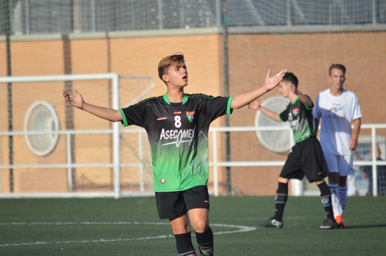 Crónica y fotos del partido de liga EDM Cadete A 3 – 1 EDM San Blas A