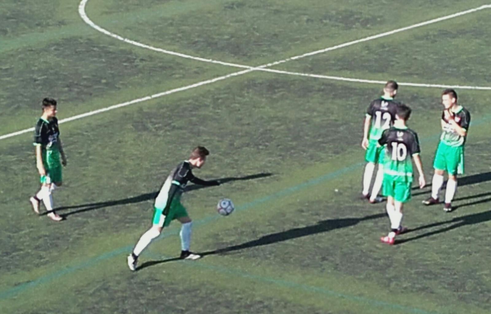 Crónica y fotos del partido de liga Sport Villa de Vallecas 4 – 6 EDM Juvenil D