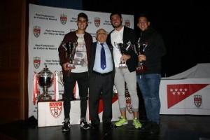 Gala de Campeones FFM