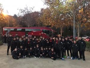 Valladolid Alevín A e Infantil C