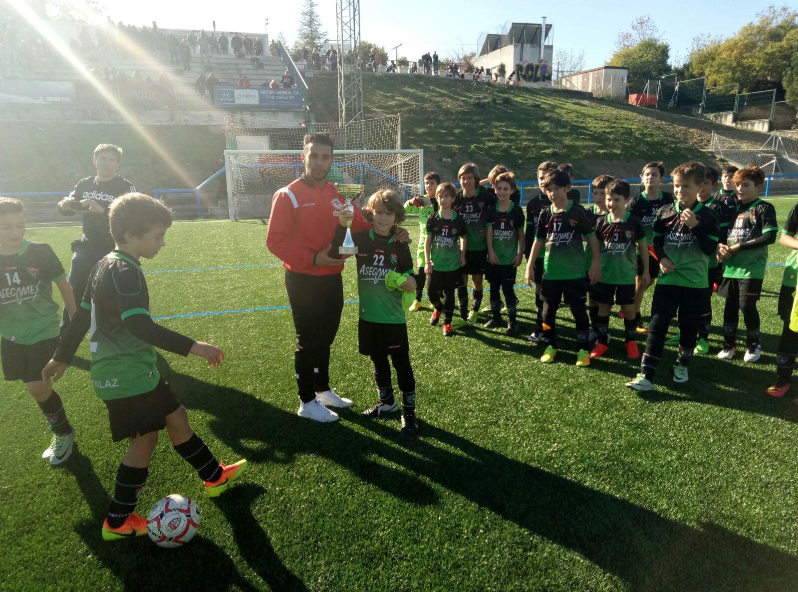 Esta fue la actuación de los nueve equipos de la EDM en la Fútbol In Cup Diciembre