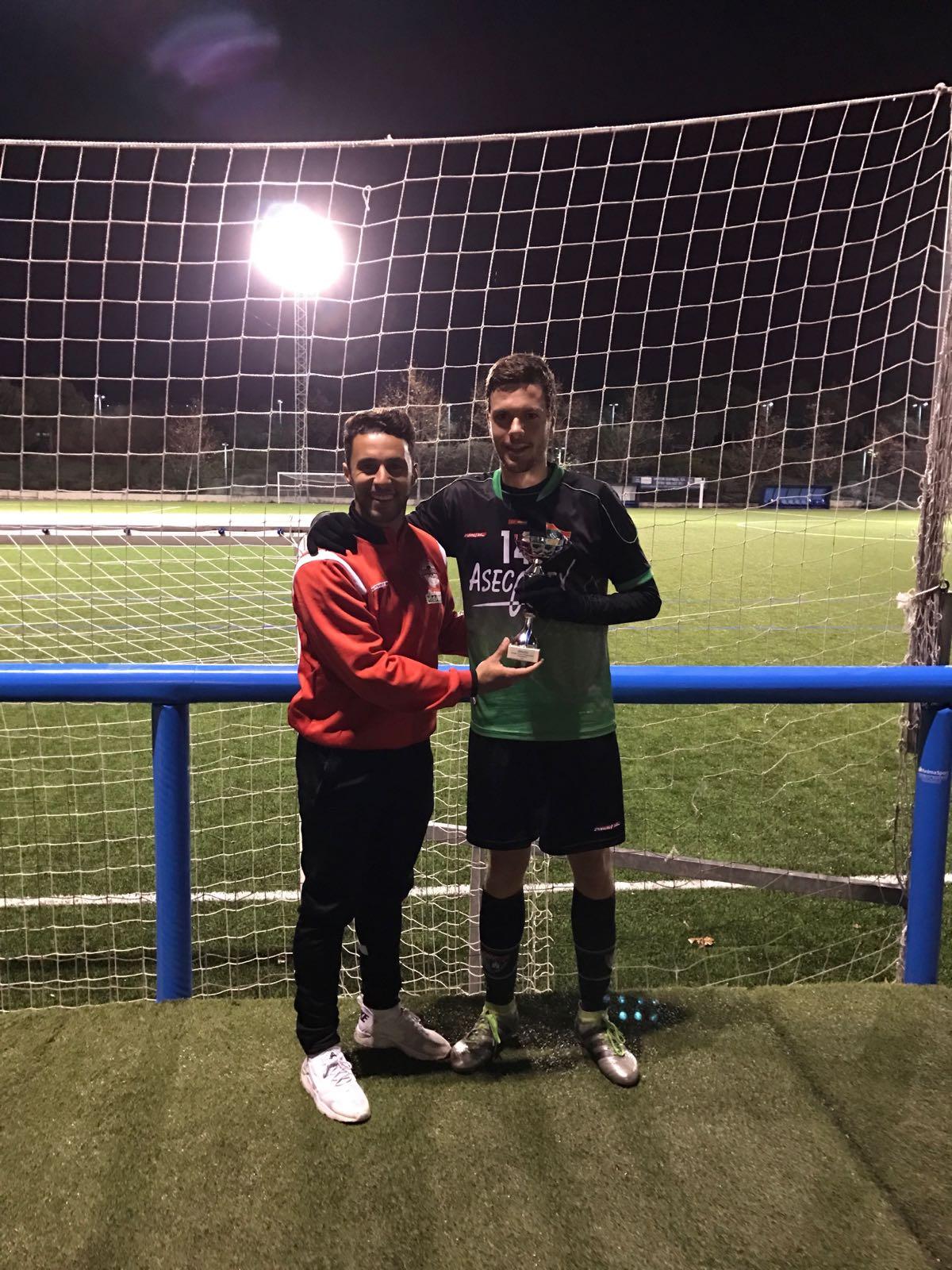 El Aficionado B quedó subcampeón del Torneo Internacional Fútbol In Cup