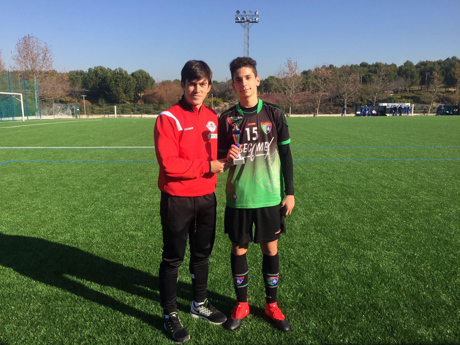 Segundo y tercer puesto para Juvenil A y Cadete B en el Torneo Internacional Fútbol In Cup