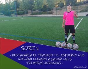 Entrevista Sorin