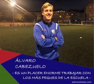 Entrevista Álvaro Cabezuelo