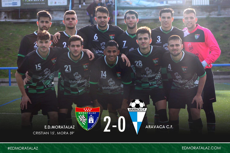 Fotogalería + Vídeoresumen del Primer Equipo – Aravaca CF