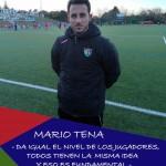 Entrevista Mario Tena