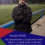 Entrevista Hugo Díaz