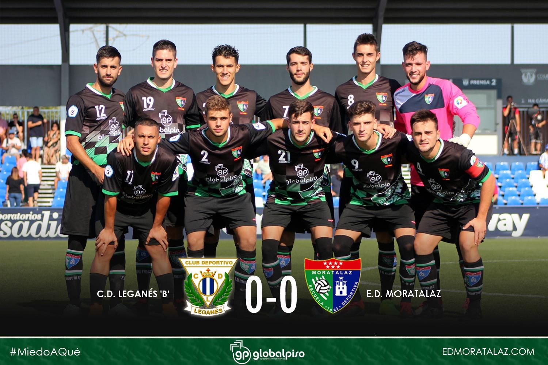 Buen debut del Primer Equipo en Tercera División