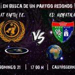 Flat Earth FC - Primer Equipo