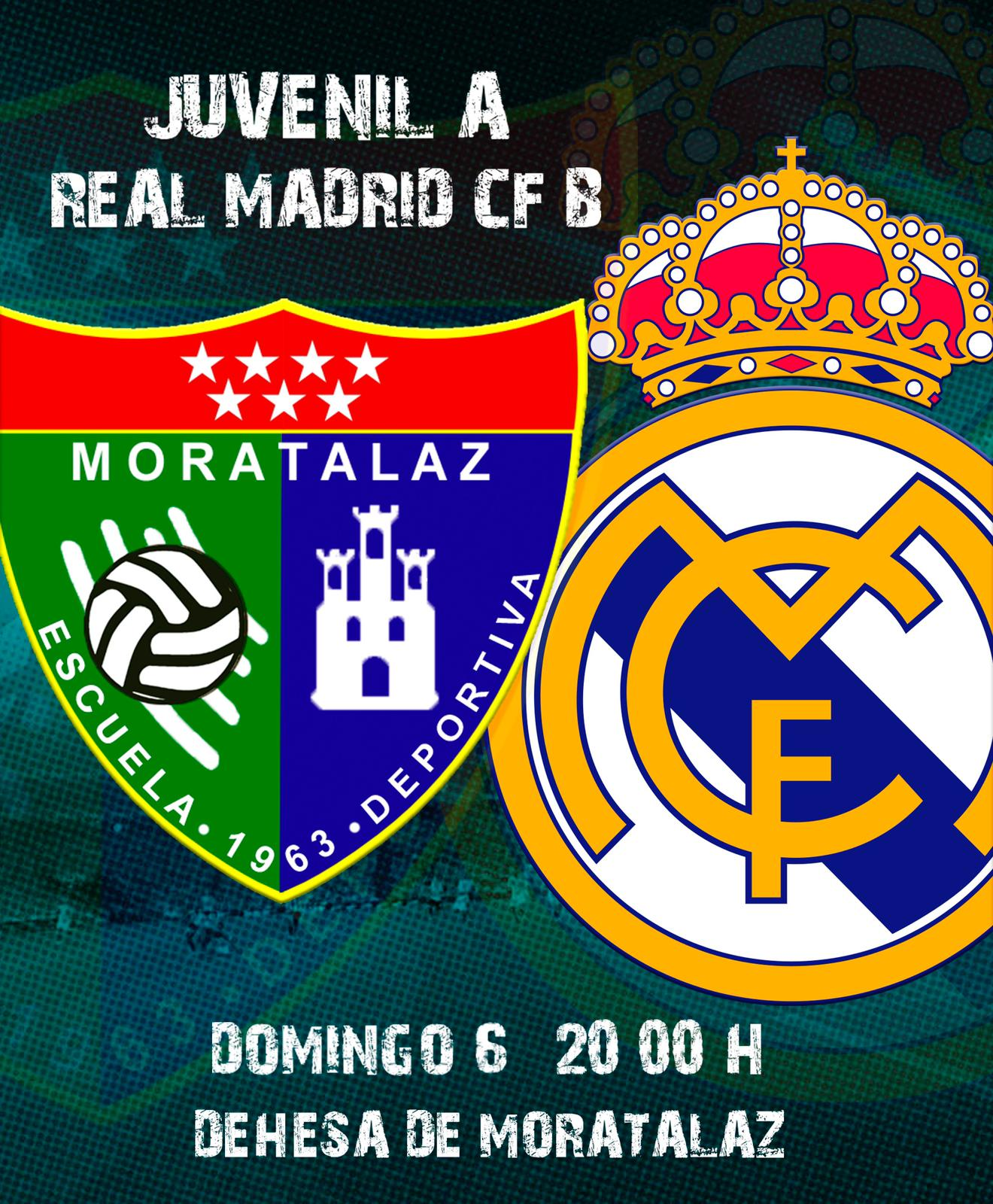 Previa | Juvenil A – Real Madrid 'B'
