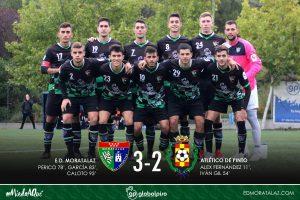 Primer Equipo 3-2 Atlético Pinto