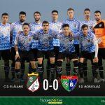 CD El Álamo 0-0 Primer Equipo