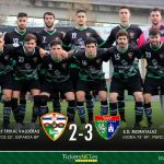 Trival Valderas 2-3 Primer Equipo